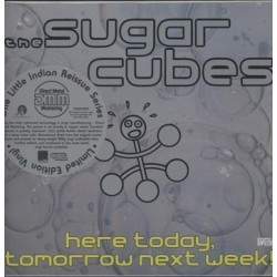 Sugarcubes ‎The – Here Today, Tomorrow Next Week!|1989/2008 200 g 2 LP  tplp15dmm