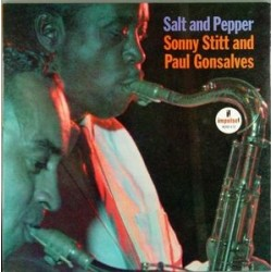 Stitt Sonny And Paul Gonsalves ‎– Salt And Pepper|1963/1997   IMP-210