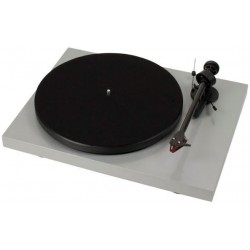 Pro-Ject Debut Carbon (DC) in Silber incl. Ortofon 2M Red