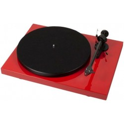 Pro-Ject Debut Carbon (DC) in Rot incl. Ortofon 2 M Red