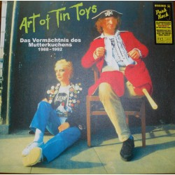 Art Of Tin Toys ‎– Das...
