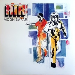 AIR French Band  – Moon...