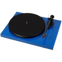Pro-Ject Debut Carbon (DC) in Blau incl. Ortofon 2 M Red