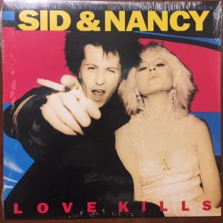 Various ‎– Sid And Nancy:...