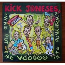 Kick Joneses ‎– Who Put The Voodoo Into Punkrock?|2000   RR005