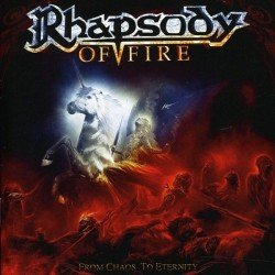 Rhapsody Of Fire – From Chaos To Eternity|2011    NB 2641-1  2LP