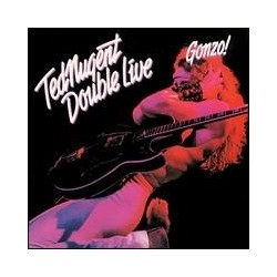 Nugent Ted – Double Live Gonzo! 1978/2013   Music On Vinyl MOVLP558 180 G Vinyl
