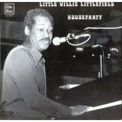 Little Willie Littlefield...