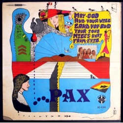 Pax –May God And Your &8230 1970/2011   Sono RadioSE-9398Peru