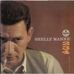 Manne ‎Shelly– 2-3-4|1998 Alto Analogue ‎– AA015 180 g LP