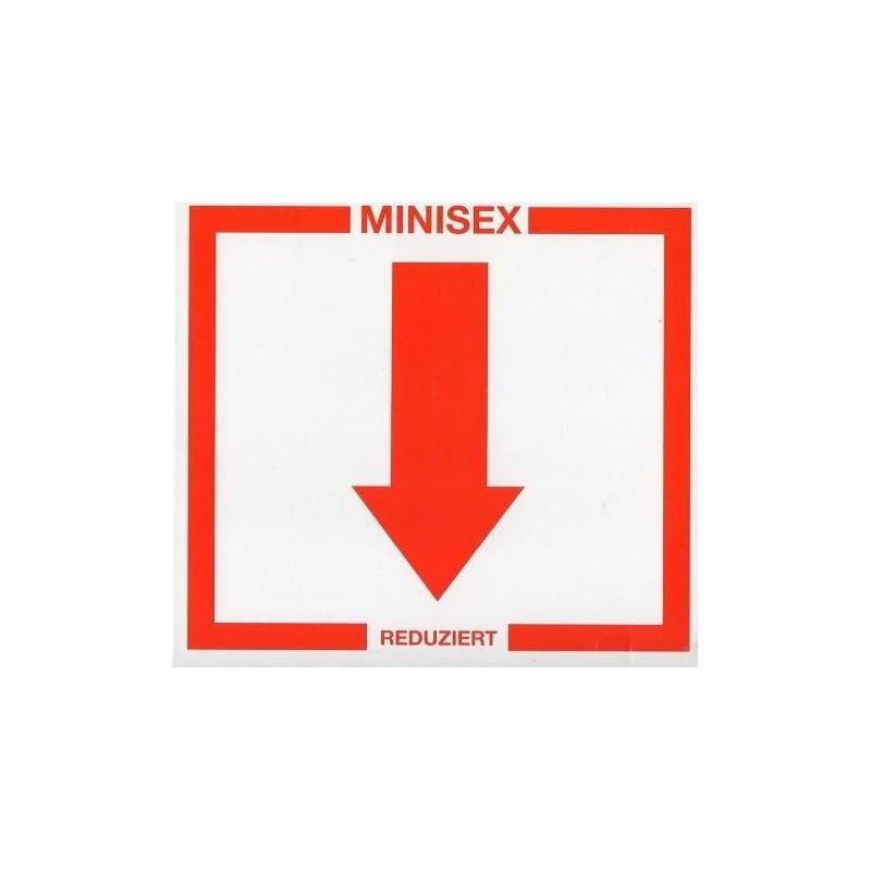 Minisex – Reduziert 2014    SchallterSCHALL004