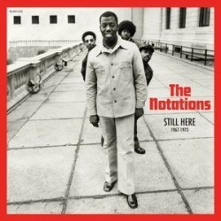 Notations ‎The – Still Here (1967-1973)|2015   Numero Group	NUM1232