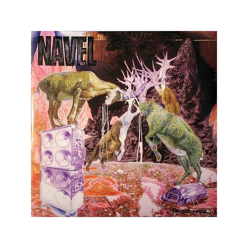 Navel– Frozen Souls|2008    Louisville Records – LVR037-2