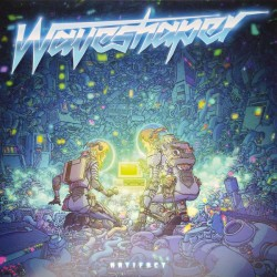 Waveshaper ‎– Artifact|2019...