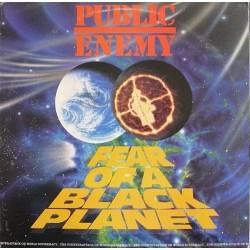 Public Enemy – Fear Of A Black Planet|1990/2014   00602537998647
