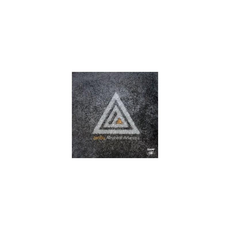 JariBu Afrobeat Arkestra – JariBu 2014    Tramp Records – TRLP-9034
