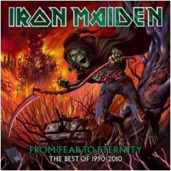 Iron Maiden – From Fear To Eternity &8211 The Best Of 1990-2010|2011   EMI 0273651