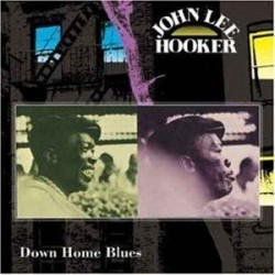 Hooker ‎John Lee– Down Home Blues|2004     UV116