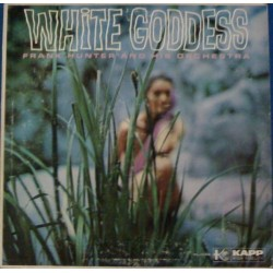 Hunter Frank and His Orchestra ‎– White Goddess|1959/2014