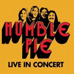 Humble Pie – Live In Concert 2011     Cargo Records – 52126