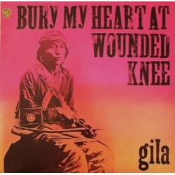 Gila – Bury My Heart At Wounded Knee 1973   WB 46 234 Reissue