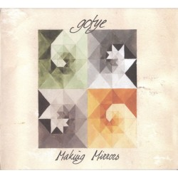 Gotye ‎– Making Mirrors|2011 Samples 'n' Seconds Records 06025 2793931