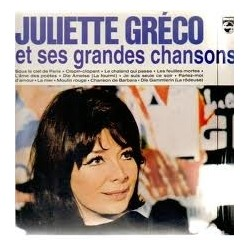 Gréco Juliette – Et Ses Grandes Chansons|180 g Vinyl Speakers Corner Records ‎– 526 164-1