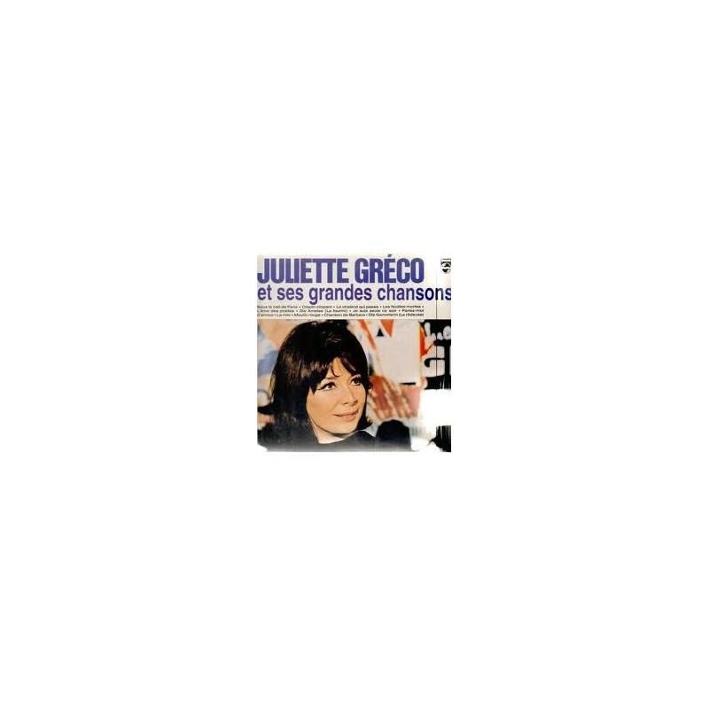 Gréco Juliette – Et Ses Grandes Chansons|180 g Vinyl   Speakers Corner Records – 526 164-1