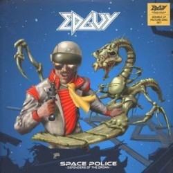 Edguy – Space Police &8211 Defenders Of The Crown|2014-Picture Vinyl    NBCLP 3282-1