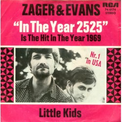 Zager & Evans ‎– In The...