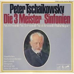 Tschaikowsky – Die 3...