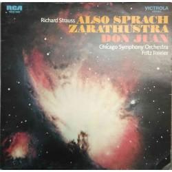 Strauss Richard – Also...