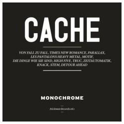 Monochrome– Caché|2008   PSYCHOBABBLE 061