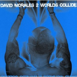 Morales David– 2 Worlds Collide|2004 Ultra Records ‎– UL 1244-1