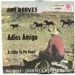 Reeves Jim – Adios Amigo /...