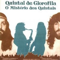 Quintal De Clorofila – O Mistério Dos Quintais|1983/2014    Granadilla Music GM 204CC4