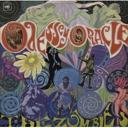 Zombies The ‎– Odessey And Oracle|1968/2004     63280