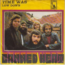 Canned Heat – Time...