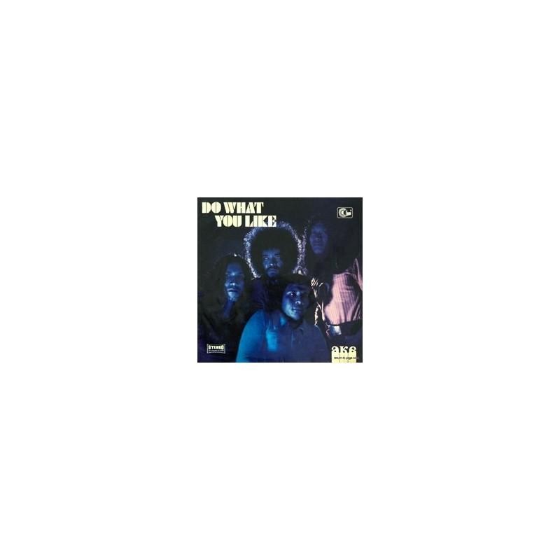AKA – Do What You Like|1970/2014    Indra – AKL-018