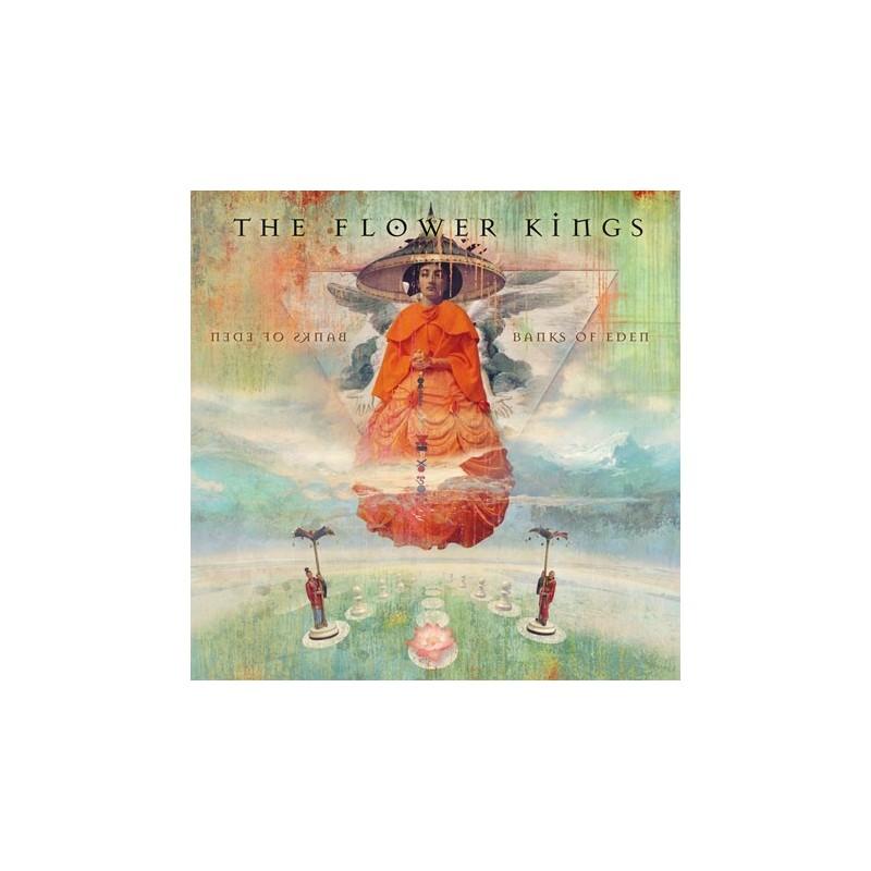 Flower Kings The – Banks Of Eden|2012    Inside Out Music – IOMLP 358
