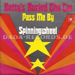 Spinning Wheel &8211 Betty&8217s Buried The Cat|BASF / 05 11077-4