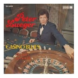 Lueger Peter-Casino Blues|1976    Bellaphon  BA 20 059