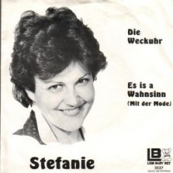 Stefanie – Die Weckuhr|1982   Lion Baby Rec. 3537