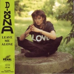D-Mona-Leave Me Alone|1989  Pearl 119901