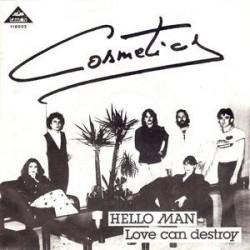 Cosmetics – Hello Man 1981 Lemon Records 118 003