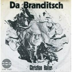 Haller Christian – Da Branditsch|1972    Amadeo – AVRS 21 623