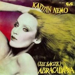 Kapitän Nemo – (Sie Sagte) Abracadabra|1982   GiG RecordsGIG 111 122