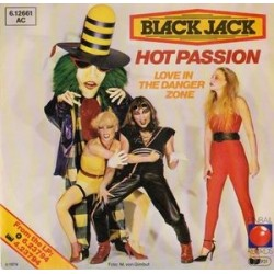Black Jack – Hot Passion|1979     Pinball Records ‎– 6.12 661