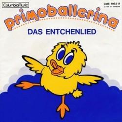 Marinell/Kefeder– Primoballerina / Das Entchenlied|1979   ColumbiaMusic – CMS 100.011