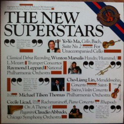 New Superstars- Yo-Yo Ma,...